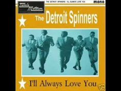 The Spinners - I'll Always Love You - Northern Soul Top 500 #64