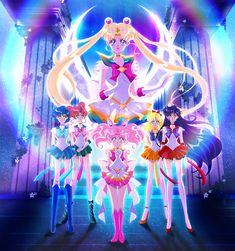 Sailor Moon Fan Art, Sailor Chibi Moon, Sailor Moon Crystal, Sailor Jupiter, Sailor Venus, Sailor Mars, Sailor Moon Aesthetic, Sailor Mercury, Sailor Scouts