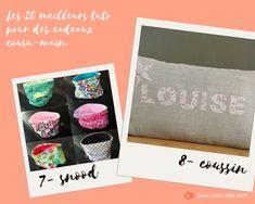 les 20 meilleurs tuto de couture pour faire ses cadeaux soi-même en 2019 Crochet Christmas Gifts, Crochet Gifts, Homemade Christmas, About Me Blog, Mars, Put, Attention, Sewing Tips, Tuto Couture Facile
