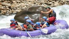 Costa Rica River Rafting
