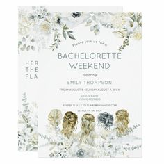 Boho style, modern and rustic wedding cards and invitations. Very easy to personalise. #wedding #invitations #rustic #boho
