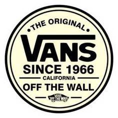 vans off the wall logo Surf Stickers, Tumblr Stickers, Cool Stickers, Printable Stickers, Laptop Stickers, Brand Stickers, Vans Off The Wall, Tumblr Skate, Logo Vans