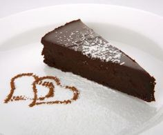 Čokoládový koláč s proteinem Yummy Treats, Yummy Food, Flourless Chocolate Cakes, 20 Min, Chocolate Coffee, Sweet Recipes, Delish, Bakery, Tasty