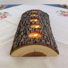 log crafts | Birch Bark & Log Crafts