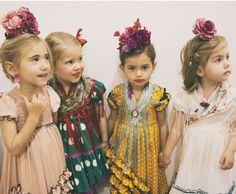 Flamenco Wedding, Spanish Dress, Bridesmaid Dresses, Wedding Dresses, Kids Fashion, Flower Girl Dresses, Boho, Outfits, Clothes