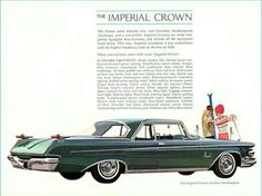 1962 Imperial Crown 2-Door Southampton