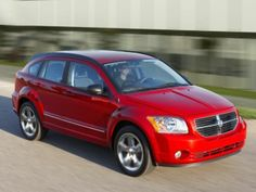 2012 Dodge Caliber, 48,609 miles, $14,795.