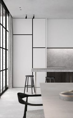 Minimalistic kitchen design inspiration | AD Office