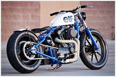 """DP Customs '95 Harley Sportster - """"del Rey"""" - Pipeburn - Purveyors of Classic Motorcycles, Cafe Racers & Custom motorbikes"""