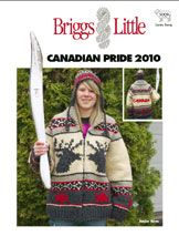 Cowichan-inspired Sweater Jacket. This is based on the Team Canada Vancouver Olympics sweaters. Free Knitting Patterns   Spun Fibre Arts