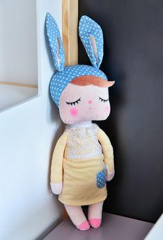 É possível contar nos dedos, quem quando #criança não teve uma #boneca de pano…