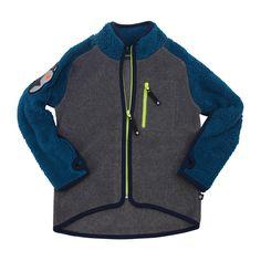 Rock Fleece Jacket/Dark Grey Melange