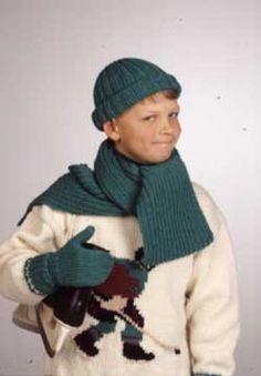 Yarnspirations.com - Patons KW - Chill Busters (knit) - Patterns  | Yarnspirations