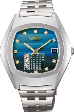 Cool Watches, Watches For Men, Orient Watch, Hand Watch, Watch Companies, Square Watch, Seiko, Casio Watch, Amazon