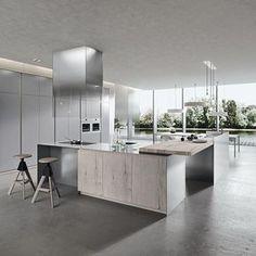 #arrital #kitchen #madeinItaly #cucina #interiors #inspiration #interiordesign #interiorluxury #italiankitchen #dreamkitchen #archiproducts #pureinteriors #pureconcept