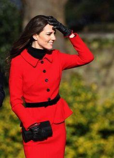Kate Middleton. Photo: LIFE.