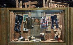 Inside Burton HQ: Visual Merchandising Visual Merchandising, Fashion Merchandising, Propaganda Visual, Snowboard Store, Clothing Store Design, Store Window Displays, Ski Shop, Retail Store Design, Denim Shop
