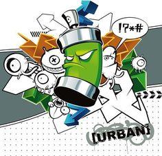 Fotobehang Little Ones - Urban - FotobehangFactory.nl