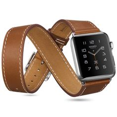 0b35db84ca8 Classic Buckle Calf Leather Band for Apple Watch