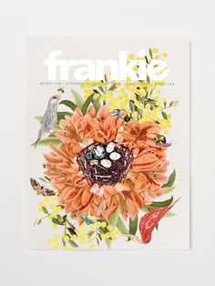 Frankie, July/August 2014,