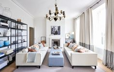 Beautiful & contemporary apartment interior | Sims Hilditch