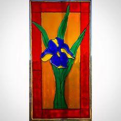 "Andreea Opris on Instagram: ""#stainedglasswindow #windowpainting #windowpaint #stainedglass #stainedglasswindows"" Stained Glass Windows, Painting, Instagram, Art, Art Background, Stained Glass Panels, Painting Art, Kunst, Stained Glass"