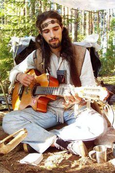 hesse-siddhartha - Hesse and the Hippies Hippie Chic, Hippie Man, Cara Hippie, Hippie Style, Hippie Elegante, Hippie Love, Hippie Bohemian, Gypsy Style, Boho Gypsy