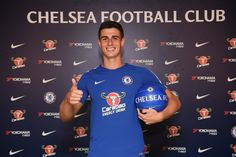 0a3d7d35076 Kepa Arrizabalaga joins Chelsea from Athletic Bilbao for a world-record fee  Summer Signs