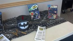 Batman Day at the Chillicothe Public Library in Illinois!
