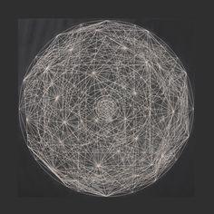 """Saatchi Online Artist: Rachel Garrard; Etching, 2012, Printmaking """"Star Dust Etching - Cosmos 2012"""""""