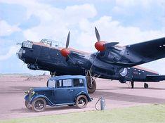 RAF - AVRO LANCASTER