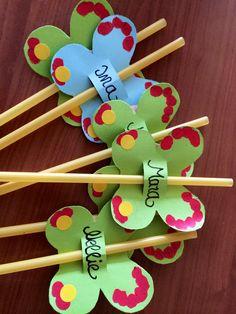 Trinkhalme für den Motto kindergeburtstag Schmetterling birthday butterfly
