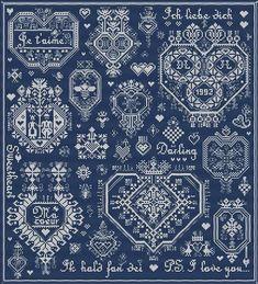 Stitch Count: 211 x 233