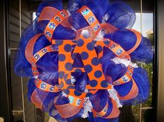 Auburn Wreath it-s-football-season
