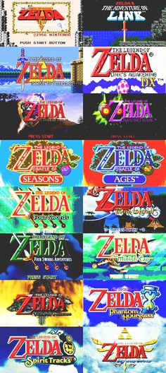 #The Legend of Zelda