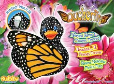 Spread your wings Duckerfly