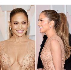 Jennifer Lopez's Academy AwardsBeauty: Princess Makeup
