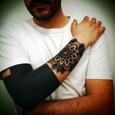 50 Amazing Blackwork Tattoos (17)