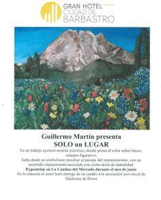Exposición de Guillermo Martín
