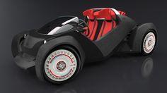 Strati by Local Motors  STRATI — первый автомобиль из 3D-принтера