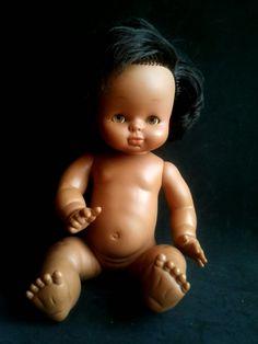 La coleccionista de muñecas extraordinarias: Godín Negrito ... otra vez
