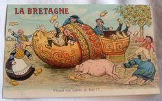 Les sabots de Bretagne