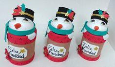 unos bolos navideños, para los dulces de esta temporada.