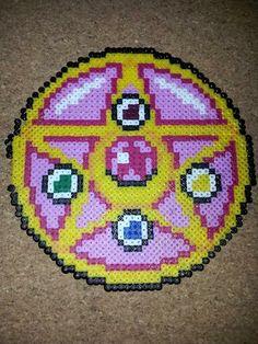 Creaciones hechas con hama beads por Marta A.