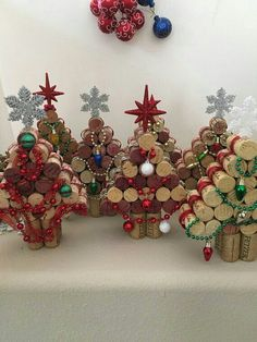 from justwineguidecom - Pinterest Christmas Crafts