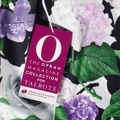 A collaboration like no other: Talbots and O, The Oprah Magazine have teamed up to benefit Dress for Success.