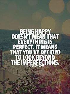 Being Happy.....