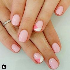 Semi-permanent varnish, false nails, patches: which manicure to choose? - My Nails Acrylic Nail Designs, Nail Art Designs, Acrylic Nails, Nails Design, Super Nails, Nagel Gel, Perfect Nails, Diy Nails, Manicure Ideas