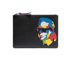Illustrator Steven Wilson has teamed up with fashion designer Karl Lagerfeld to create a limited edition range of clothing and accessories