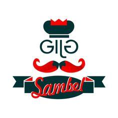 #gilasambel logo design